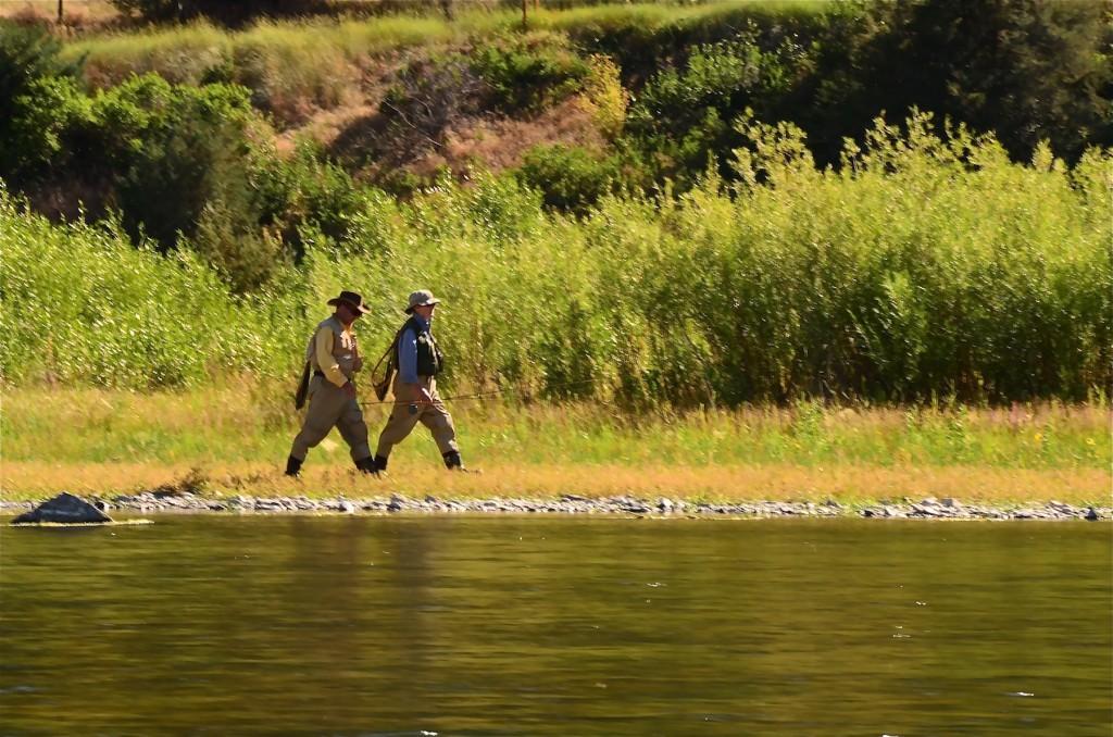Missouri river montana fishing report 8 headhunters for Montana fishing report