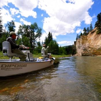 Blackfoot River Fly Fishing