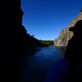 Dearborn River Montana fishing