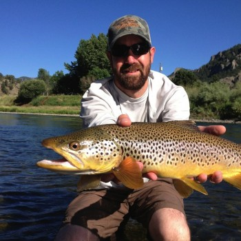 Montana Trophy Brown Trout