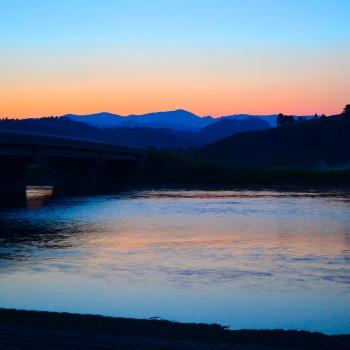 Good Morning Missouri River