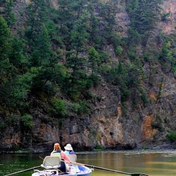 Blackfoot River Montana fishing