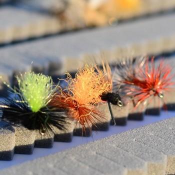 Missouri River September Flies