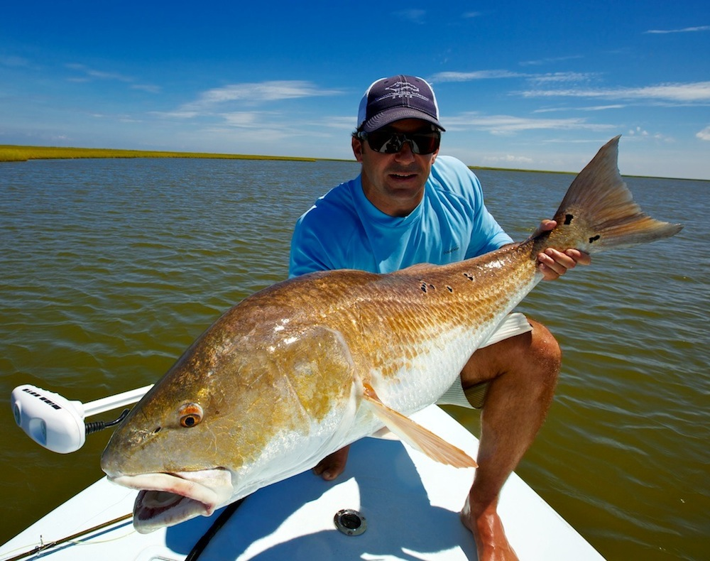 Bo Meador Redfish