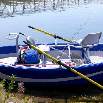 NRS Inflatable small drift boat