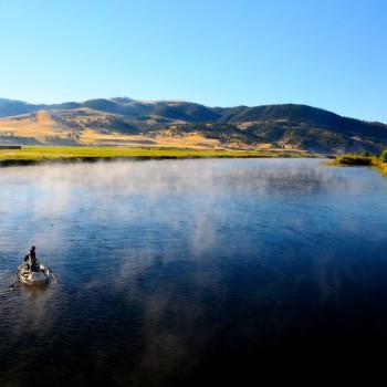 Missouri River Fly Fishing Montana