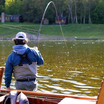 Restigouche River fly fishing