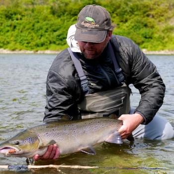 Restigouche River Salmon Fishing