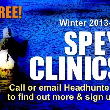 Headhunters Spey Clinic