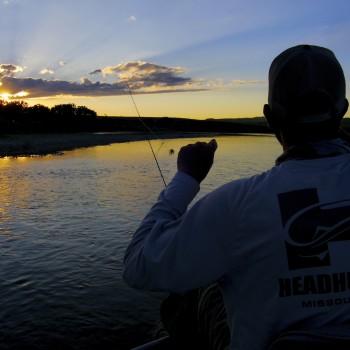 Missouri River Montana Brown Drakes