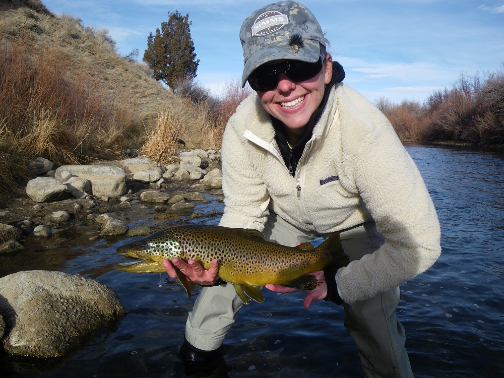 Women's Fly Fishing Photo contest