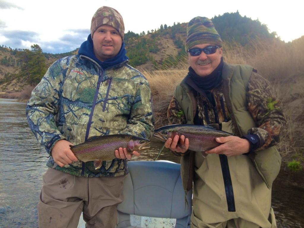 Missouri River Friday Fishing Report