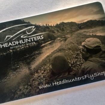 Headhunters Gift Card