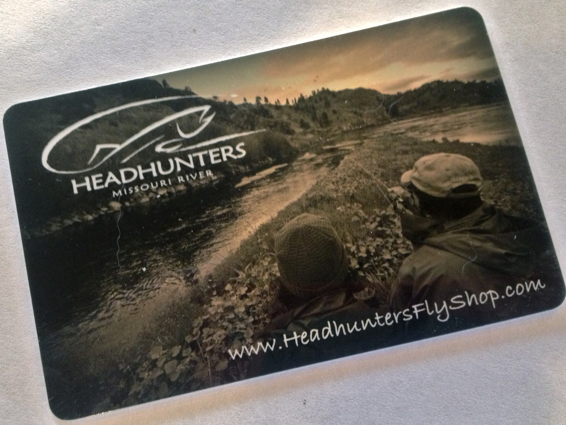 Headhunters Gift Card