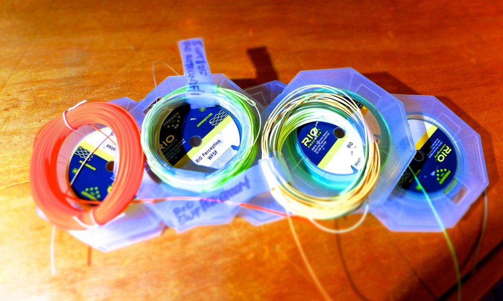 Fly Line Selection