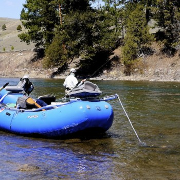 Montana pre-runoff fly fishing