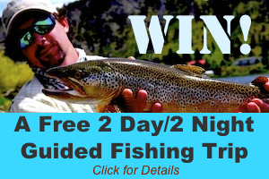 Free Fly Fishing Trip