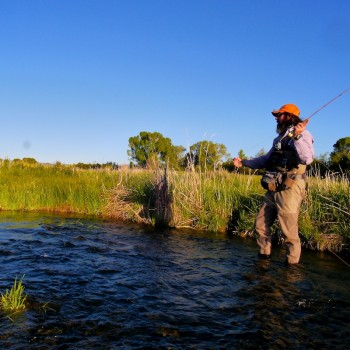 Sweetgrass rods ruby river