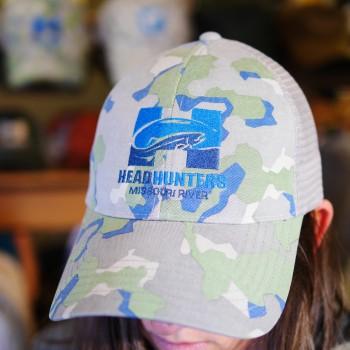 Simms Headhunters fishing hat