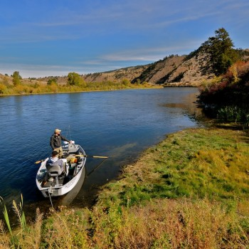 Montana Drift Boat