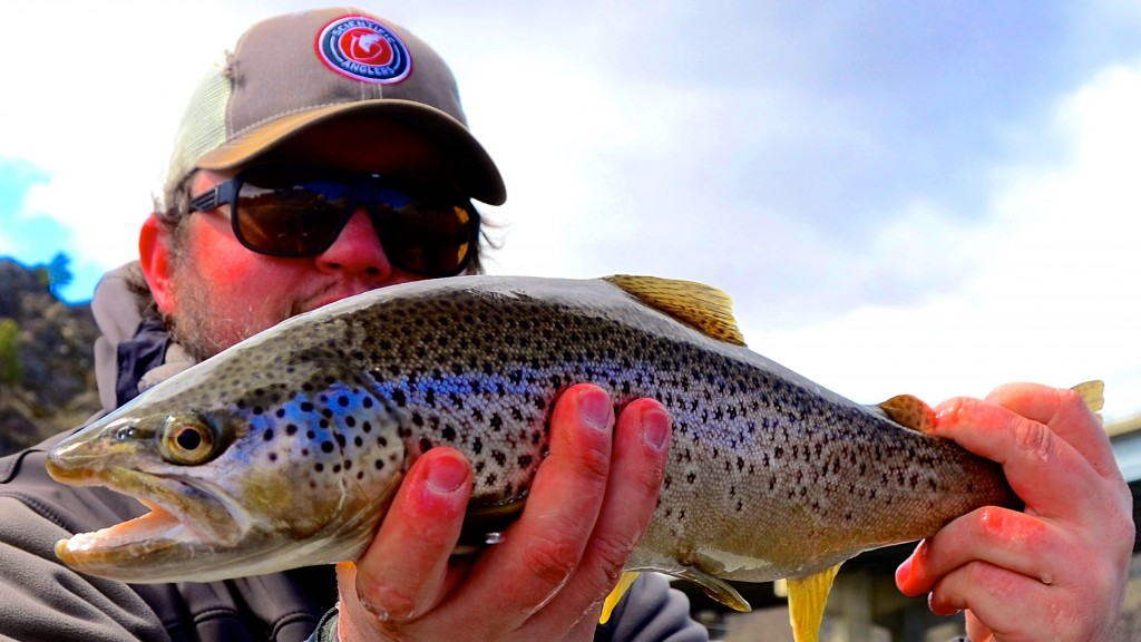 Missouri River Monday Fishing Report