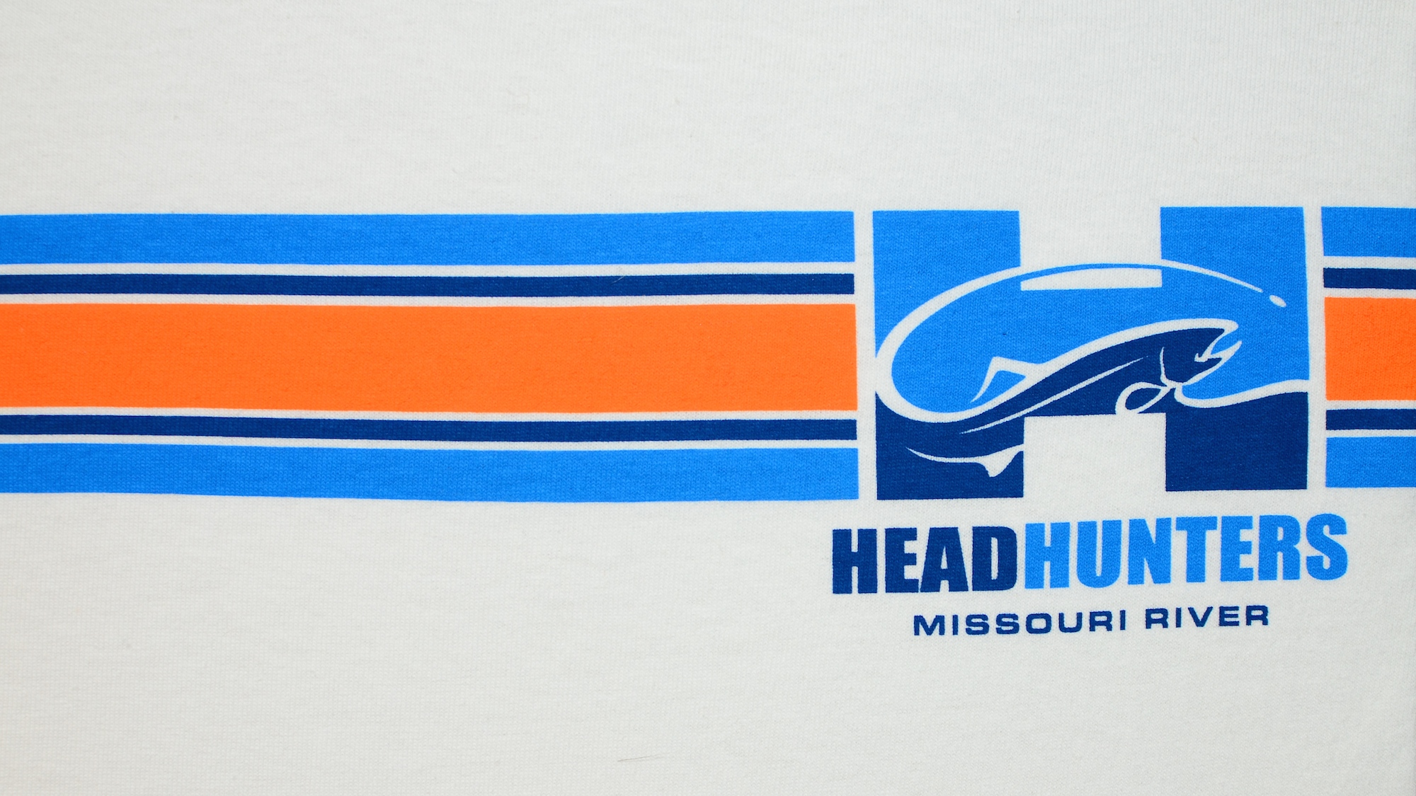 Headhunters Fly Shop Logo Wear Rocks!