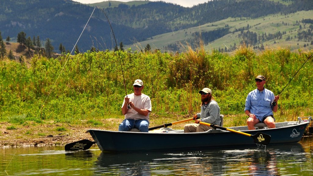 Headhunters Fly Shop Missouri River Montana Fishing Report 6.14.14