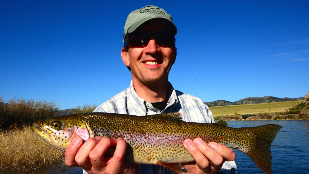 Dry Fly Fishing Report