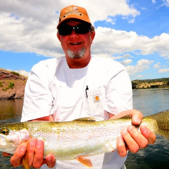 Missouri River June Flies