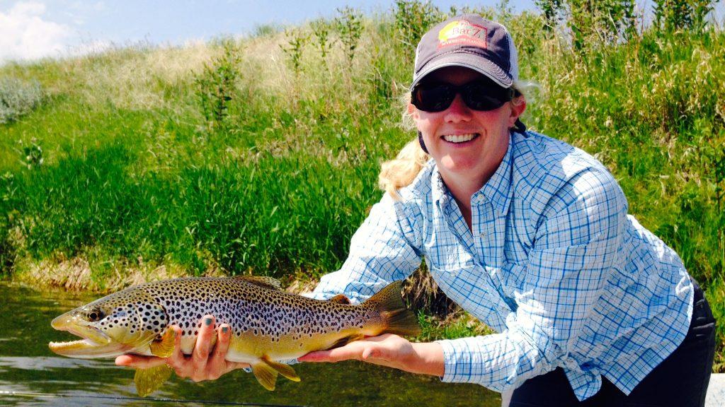 Missouri River Montana Fishing Report New Breed Style