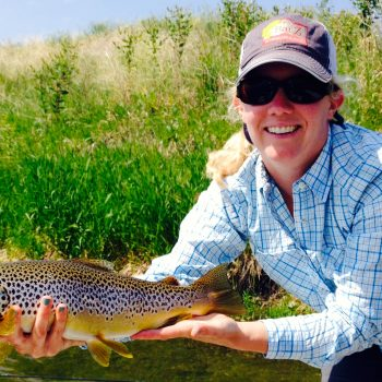 Missouri River Montana Fishing Report New Breed Style