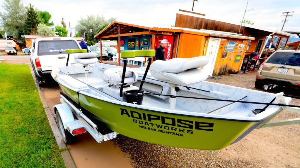 Mid Summer New Boat Smell
