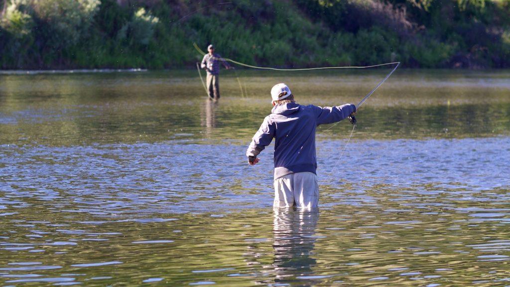 Missouri River Reach Cast