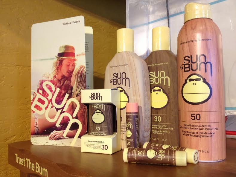 Sun Bum Sun Products