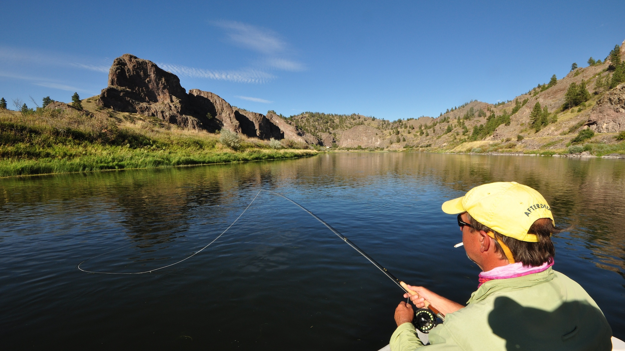 Headhunters Fly Shop Fishing Report