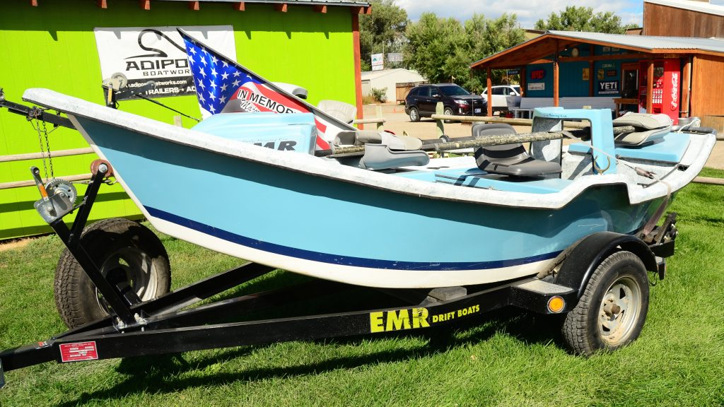 Early Morning Rise Drift Boat For Sale