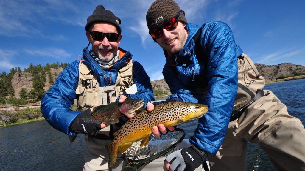 Missouri River Montana Fishing Report 10.10.14