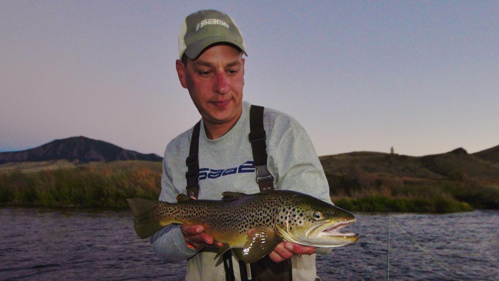 Missouri River Montana Fishing Report 10.23.14