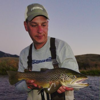 Missouri River Montana Fishing Report 10.23.14