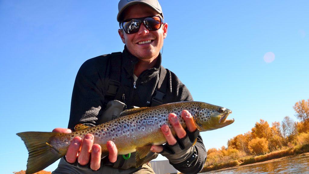 Fall Fishing Montana's Missouri River