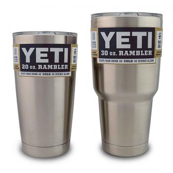 YETI Rambler vs. Tervis Tumbler Test and Review