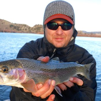 Missouri River Montana Fishing Report