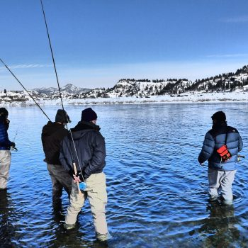 Headhunters Winter Fly Fishing Events & 2015 Lodging Update