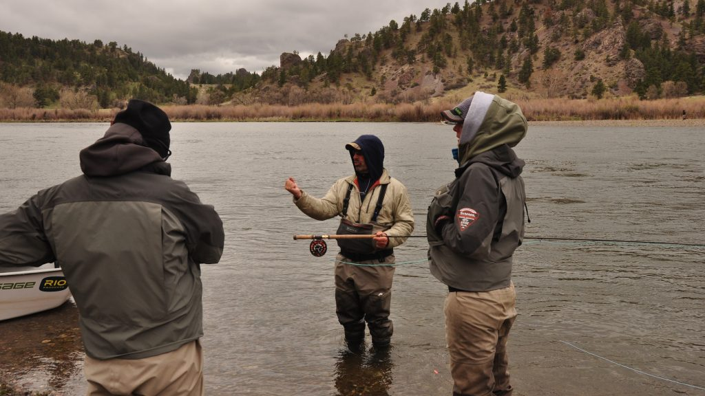 McCune Gould Spey Clinic April 11th and 12th