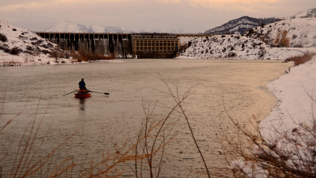 Missouri River Montana Fishing Report 1.7.15