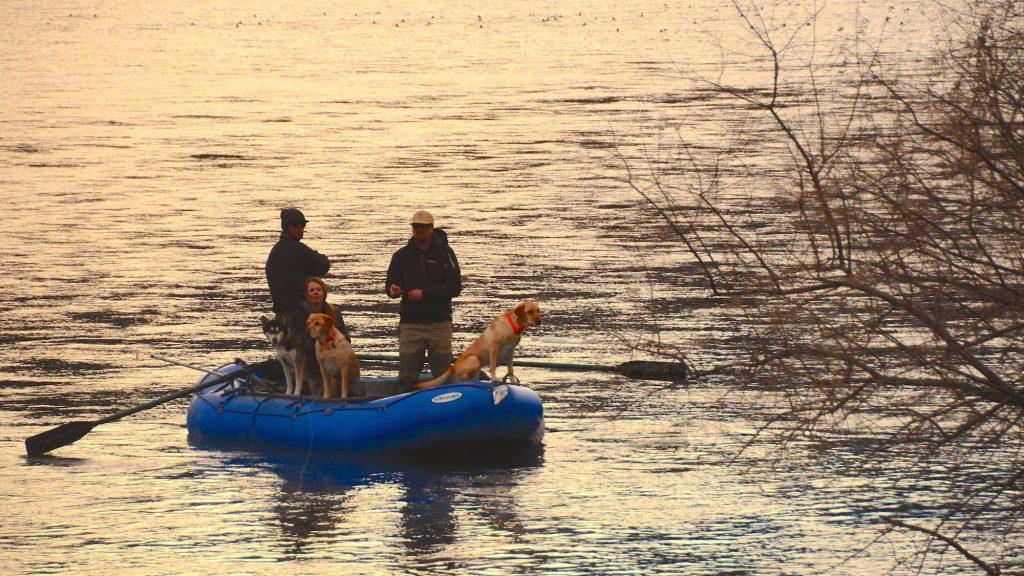 Missouri River Montana Fishing Report 2.4.15