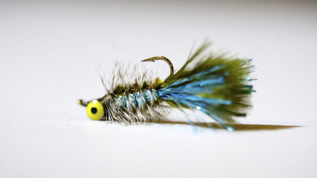 Missouri River winter flies