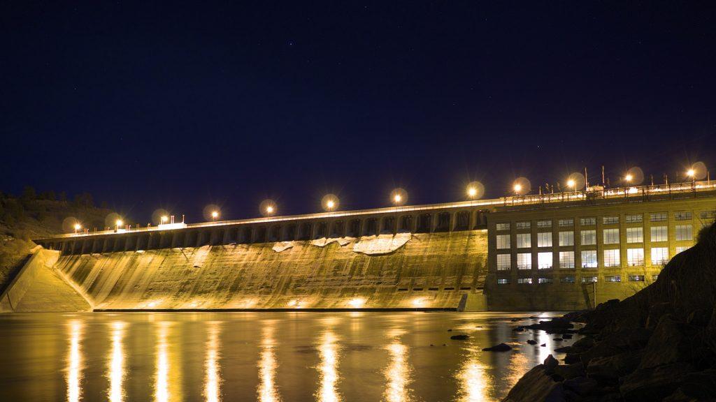 Holter Dam Montana