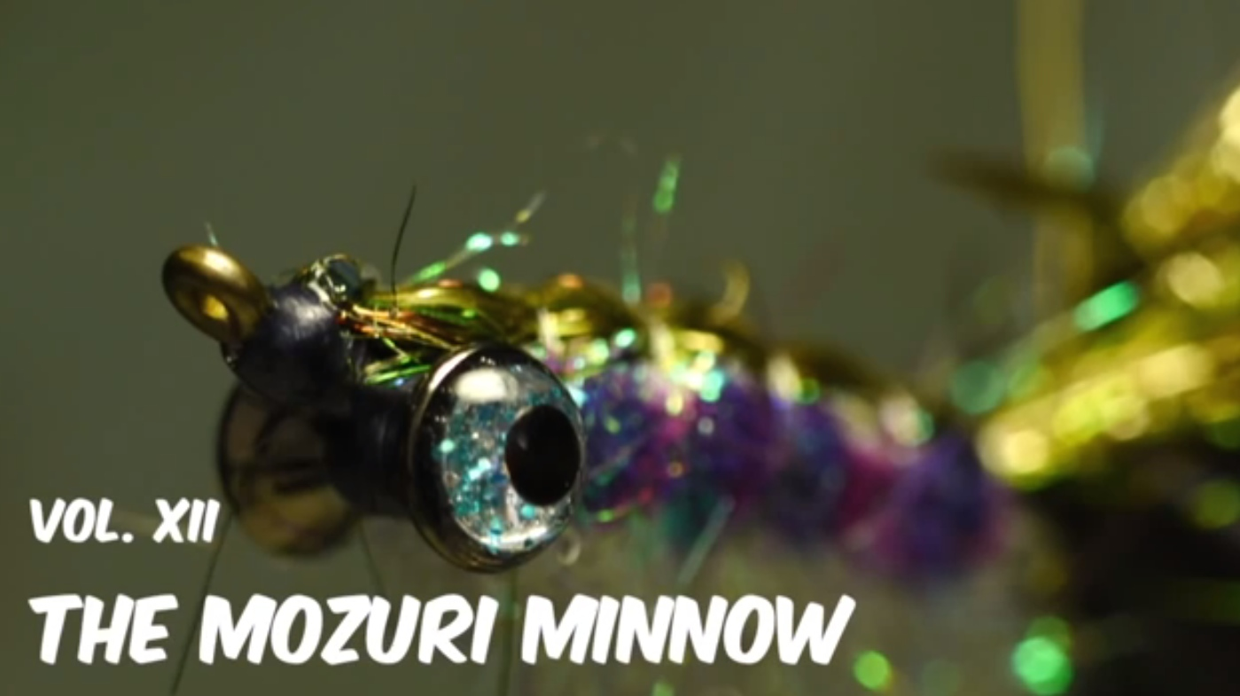 Mozuri Minnow Tying Video