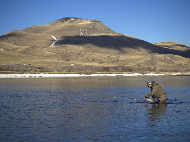 Headhunters Spey Fishing